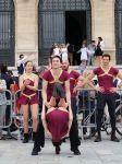 Paris staff rock acrobatique vincennes rock club